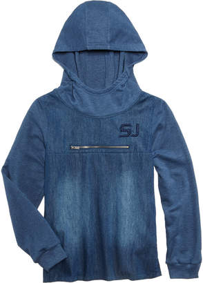 Sean John Hooded Shirt, Big Boys
