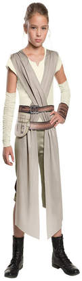 BuySeasons Star Wars Episode Vii - Classic Rey Girls Costume