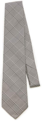 Ralph Lauren Checked Silk Tie