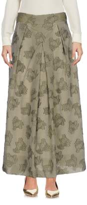 Garage Nouveau 3/4 length skirts