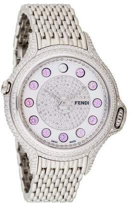 Fendi Crazy Carat Watch