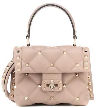 Valentino Candystud Mini leather shoulder bag