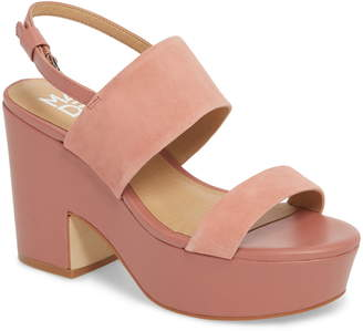 Richmond M4D3 Platform Sandal