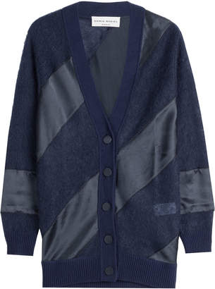 Sonia Rykiel Cardigan with Satin
