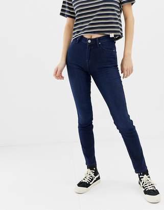 Lee Jeans Scarlett High Rise Skinny Jeans