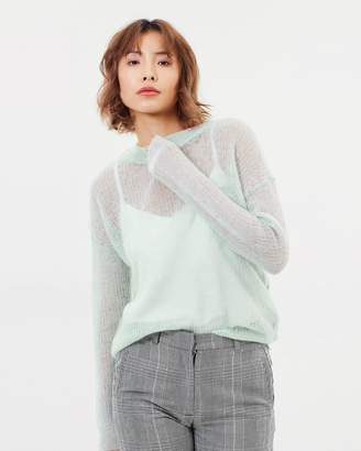 Maison Scotch Knit Pullover