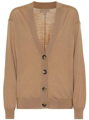 Burberry Merino wool cardigan