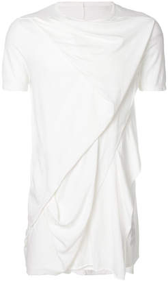 Rick Owens layered T-shirt