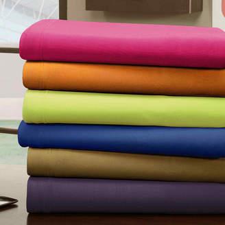 Asstd National Brand Easy Care Micro-Jersey Knit Sheet Set