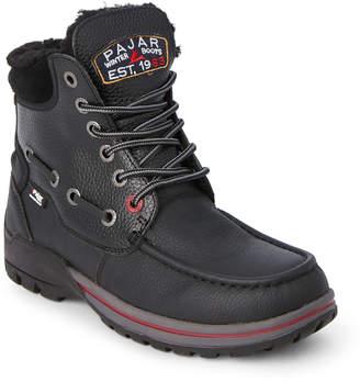 Pajar Canada Black Basel Boots