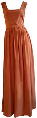 Maria Roch - Marimorena Orange Dress