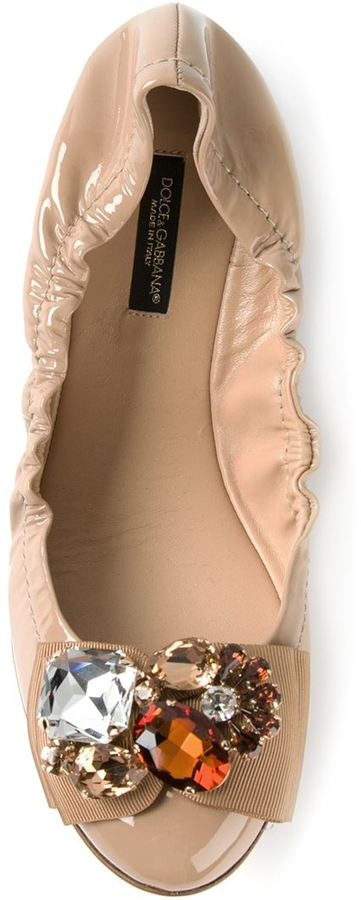 Dolce & Gabbana 'Vally' ballerinas