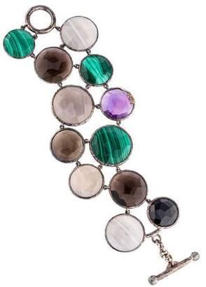 Ippolita Multistone Toggle Bracelet