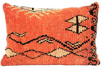One Kings Lane Vintage Abstract Moroccan Pillow - Habibi Imports