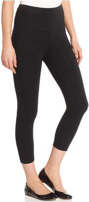 Lysse Women's Wide Waistband Capri Leggings