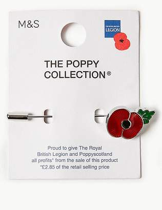 Marks and Spencer The Poppy Collection® Lapel Pin