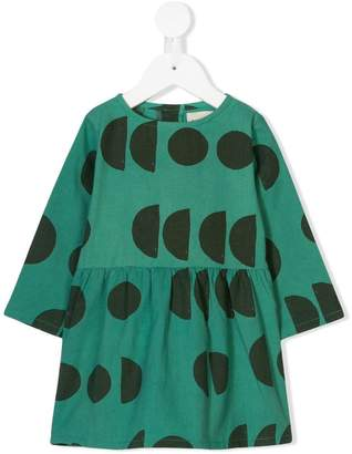 Bobo Choses Moon print dress
