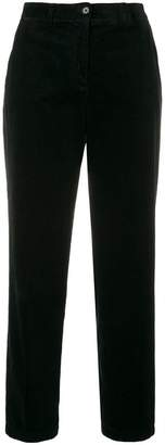 Aspesi high-waist corduroy trousers