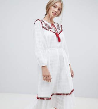 Stevie May Exclusive Aleja tassle midi dress