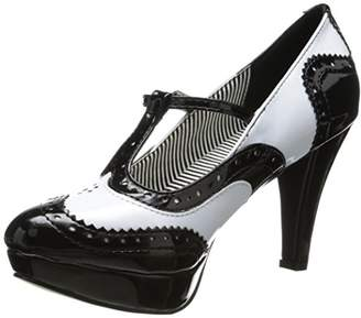 Ellie Shoes Women's 414 Shelby Spectator Pump