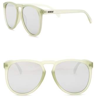 Quay PhD 58mm Aviator Sunglasses