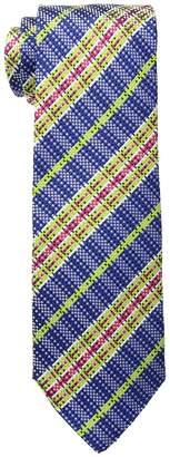Etro Plaid Tie