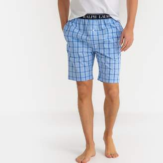 Polo Ralph Lauren Cotton Pyjama Shorts with Elasticated Waist