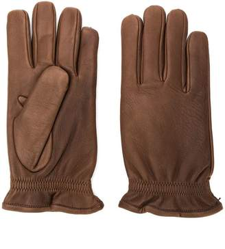 Orciani elasticated gloves