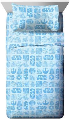 Star Wars 4 Piece Full Sheet Set Bedding
