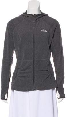 The North Face Fleece Hooded Sweatshirt
