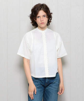 Apiece Apart HOLLAND ZIG ZAG SHIRT/シャツ