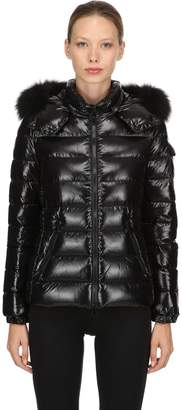 Moncler Badyfur Nylon Down Jacket