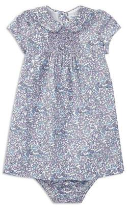 Ralph Lauren Girls' Floral Cotton Dress & Bloomers Set - Baby