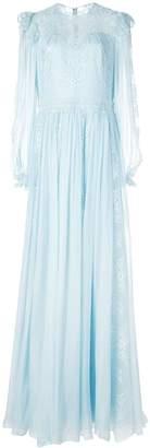 ZUHAIR MURAD Enkei lace gown