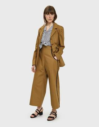 Da/Da Diane Ducasse Tailor Jacket in Camel