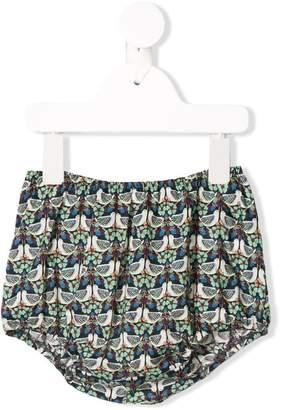 Bonpoint Liberty print shorts