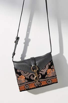 Maliparmi Velvet Carpet Crossbody Bag