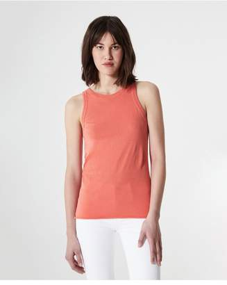AG Jeans The Lexi Tank - Pigment Tangelo
