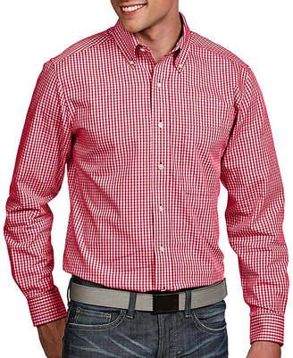 Antigua Men's Associate Woven Button Down Shirt