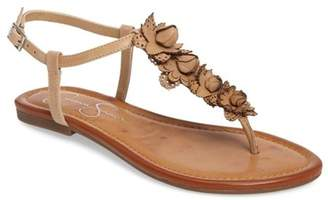 Jessica Simpson Kiandra Leather Sandal