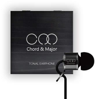 Sedo Audio Rock Tonal Earphones-- Major 8'13 by Chord & Major