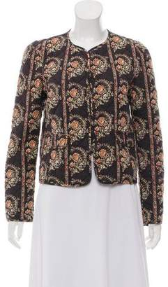Isabel Marant Reversible Quilted Jacket