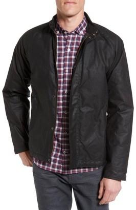Men's Barbour Chrome Slim Fit Water Repellent Jacket $349 thestylecure.com