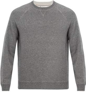 Brunello Cucinelli Crew-neck wool blend sweater