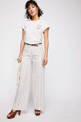 Scotch & Soda Extra Wide Tailored Pants
