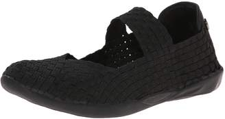 Bernie Mev. Women's Cuddly Mary Jane Flat