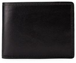BoscaBosca Bifold Leather Wallet