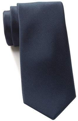 Tommy Hilfiger Silk Micro Square Solid Tie