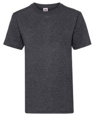 Fruit of the Loom Mens Fitted Valueweight Short Sleeve Slim Fit T-Shirt (S)