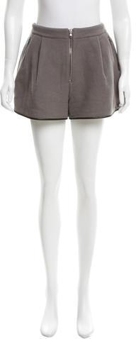 3.1 Phillip Lim3.1 Phillip Lim Knit Mini Shorts